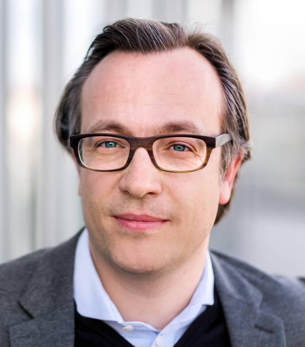 Jörn Nikolay, Managing Director und Leiter DACH, General Atlantic