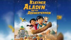 KLEINER ALADIN UND DER ZAUBERTEPPICH – ab 11. Juli im Kino