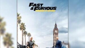 FAST & FURIOUS: HOBBS & SHAW – ab 1. August im Kino