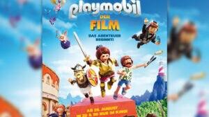 PLAYMOBIL: DER FILM – ab 29. August im Kino