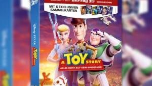 A TOY STORY: ALLES HÖRT AUF KEIN KOMMANDO – ab 12. Dezember als DVD, Blu-ray und Blu-ray 3D