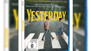 YESTERDAY – ab 8. November als DVD, Blu-ray und als 4K Ultra HD erhältlich