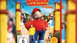 BENJAMIN BLÜMCHEN – ab 3. Januar 2020 auf DVD, Blu-ray und digital