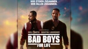 BAD BOYS FOR LIFE – ab 16. Januar im Kino