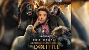 DIE FANTASTISCHE REISE DES DR. DOLITTLE – ab 30. Januar im Kino