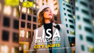 "Am 5.Juni 2020 erscheint Lisa Batiashvilis neues Album: ""City Lights"" i"