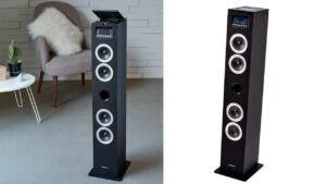 Der Soundtower DS120CD DAB von Thomson ist ein Alleskönner