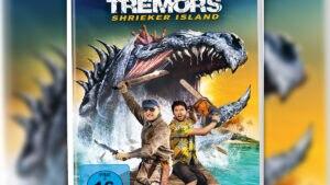 TREMORS: SHRIEKER ISLAND – ab 26. November auf DVD und Blu-ray