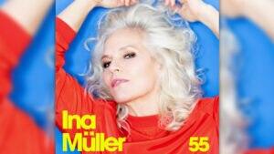 """Ina Müller hat ihr neues Album """"55"""" gerade veröffentlicht"""