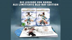"""""""Die Legende von Korra - Die komplette Serie"""" ist erstmals in High Definition auf Blu-ray Disc erhältlich"""