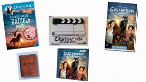Ersteigern Sie ein Fan-Paket – u.a. mit der Filmklappe vom Ostwind-Dreh