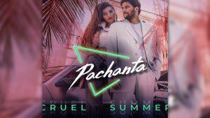 """Die neue Single """"Cruel Summer"""" von Pachanta ist ab sofort erhältlich"""