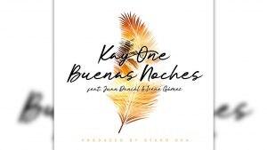 """Gerade ist mit """"Buenas Noches"""" die neue Single von Kay One erschienen"""