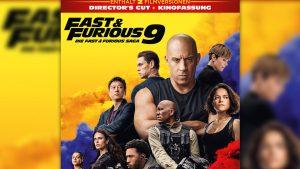 FAST & FURIOUS 9 – ab 23.09. Digital erhältlich!
